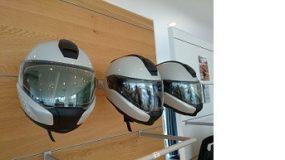Abverkauf Motorrad Helme