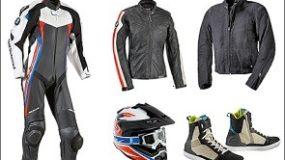 Abverkauf Motorrad Fahrerausstattung