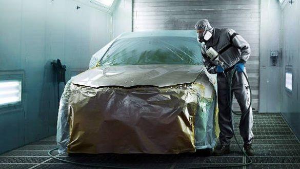 BMW Service, Karosserie und Lack