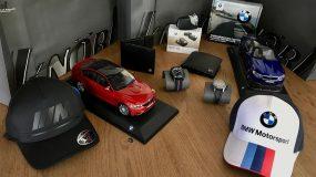 Aktion BMW Lifestyle- und Pflegeprodukte