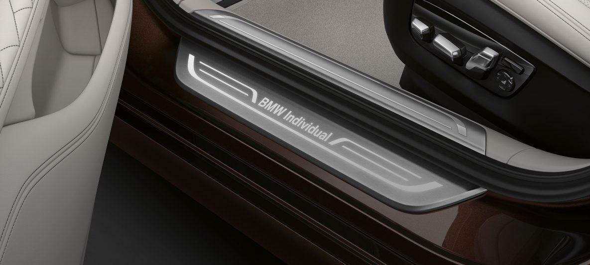 BMW 7er Limousine Individual Einstiegsleiste