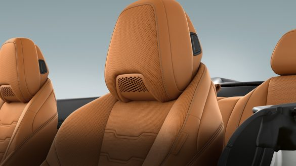 BMW 8er Cabrio Multifunktionssitz mit aktiver Sitzbelüftung und Nackenwärmer