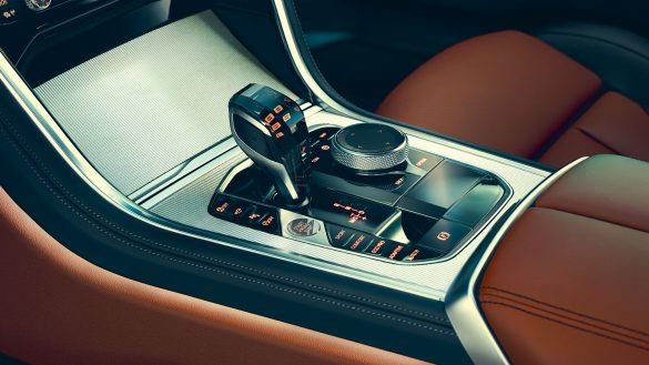 BMW 8er Coupé Gangwahlschalter