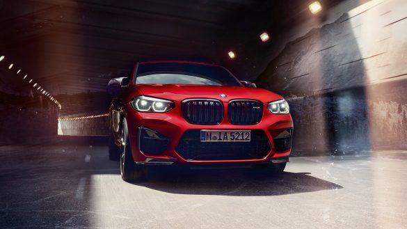 BMW X4 M Front