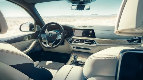 BMW X7 Technologien