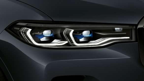 BMW X7 Laserlicht