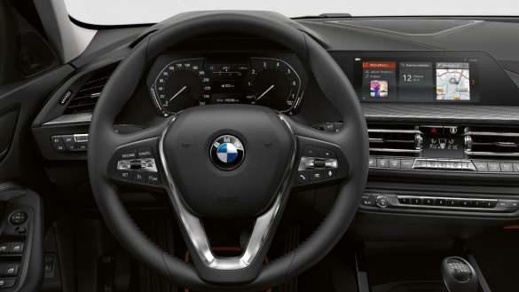 BMW 1er M Sportlenkung