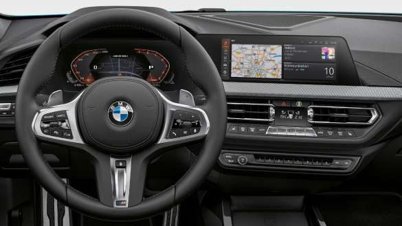BMW 2er Gran Coupé BMW Live Cockpit Professional